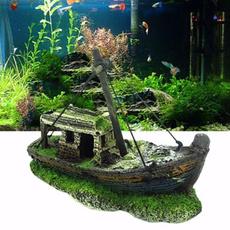 Tank, resincave, Gifts, aquariumdecoration