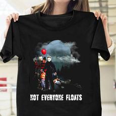 Summer, noteveryonefloat, Funny T Shirt, Sleeve