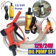 Steel, extractor, electricfuelpump, Electric