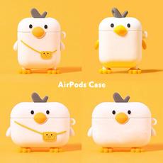 case, yellowduck, airpodscase, earphonecase