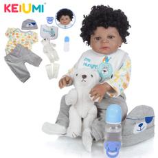wig, doll, newbornbaby, Handmade