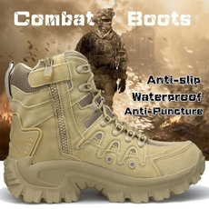 Sneakers, Outdoor, Combat, Men