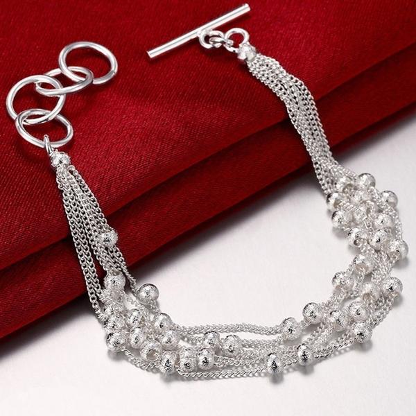 sixlinemultibeadbracelet, Fashion, Jewelry, hotjewelry