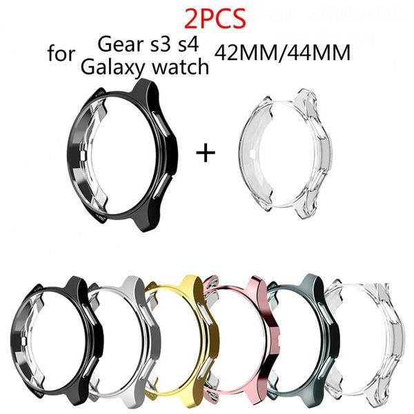 case, samsungs3watchcase, TPU Case, samsunggalaxywatch42mm