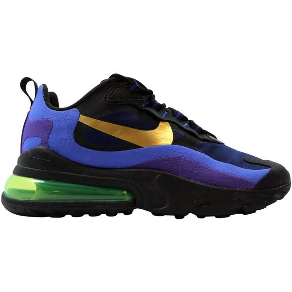 Nike Air Max 270 React Black/University