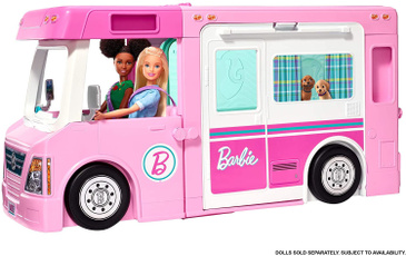 And, dreamcamper, Barbie, In