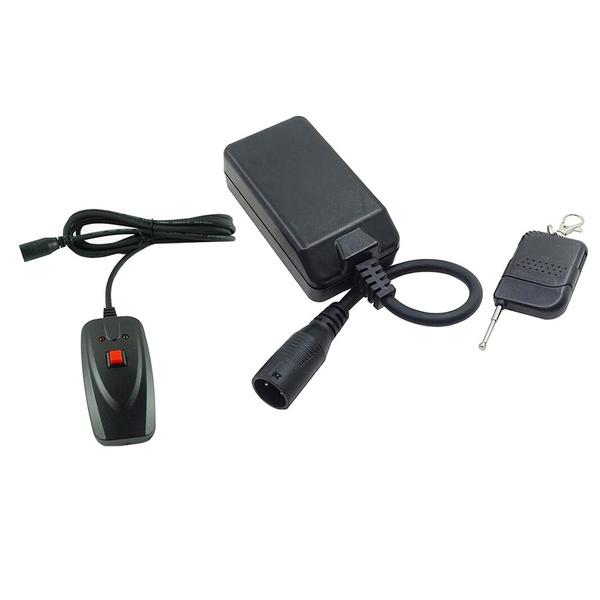 Plastic, Mini, atmosphericeffectsmachine, Remote