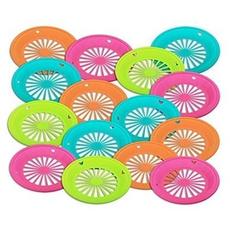 1, Plastic, Bright, Paper