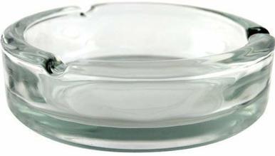 Elegant, Round, Glass