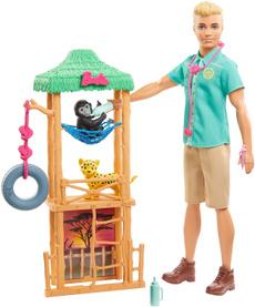 Playsets, wildlife, Toy, ken