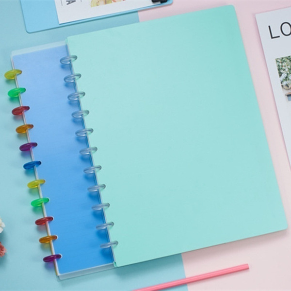 Diary, notebookbinder, School, discboundnotebook