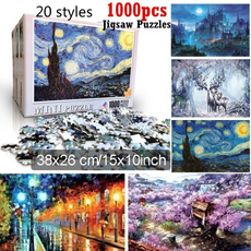 Collectibles, Toy, jigsawspuzzle, puzzlestoy