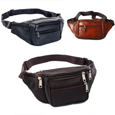 sacochehomme, leatherbeltbag, Waist, Waterproof