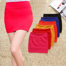 pencil, Shorts, high waist, Dress