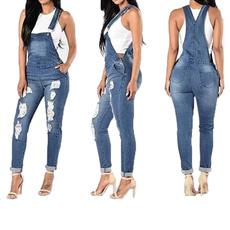 Summer, Fashion, pants, Women jeans