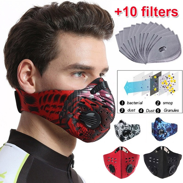 dustproofmask, Cycling, activatedcarbonmask, Masks