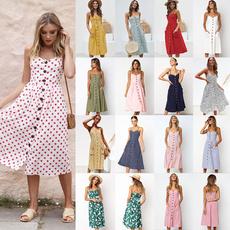 Summer, halter dress, Halter, Evening Dress