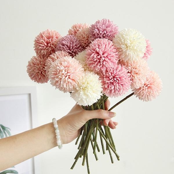 decoration, hydrangeaflowerball, Flowers, dandelionflower