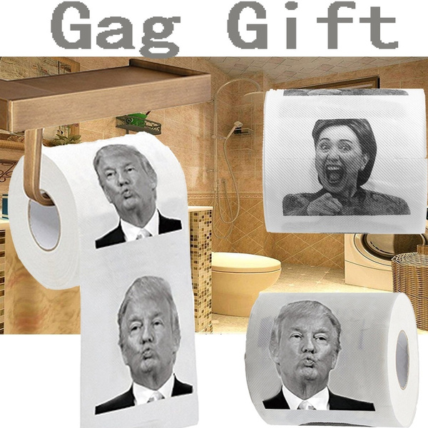 hillaryclinton, gaggift, halloweengift, bathroomproduct