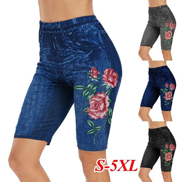 Women Pants, Leggings, Plus Size, print leggings
