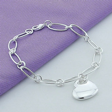 Sterling, fashionheartbracelet, Fashion, Jewelry