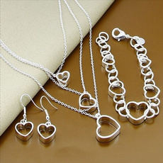 Sterling, Heart, 925 sterling silver, 925 silver rings