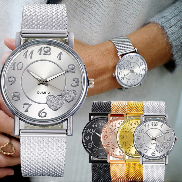 simplewatch, Heart, Fashion Accessory, womendresswatch