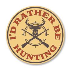 Hunting, Home & Living, Metal, clubwalldecor