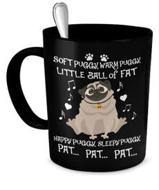 Funny, Coffee, Cup, Tea