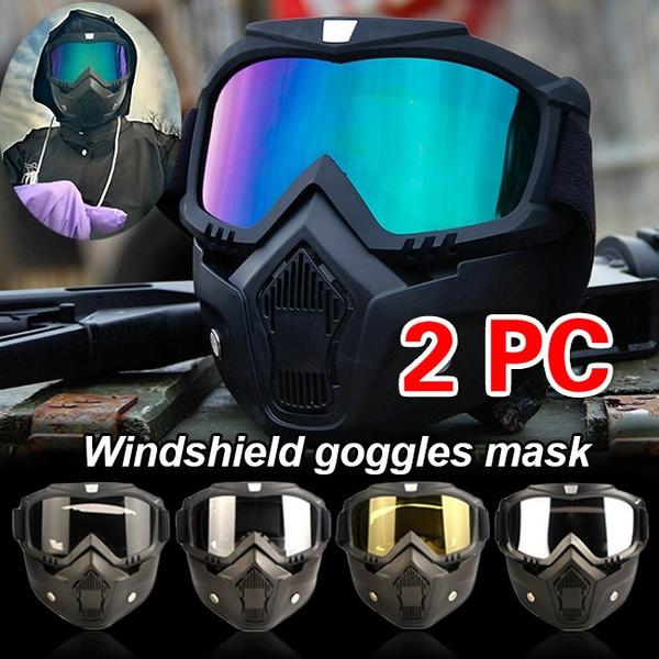 Helmet, dustproofmask, helmetgoggle, motorcycle helmet