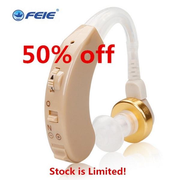soundamplifier, Mini, portable, hearingaid