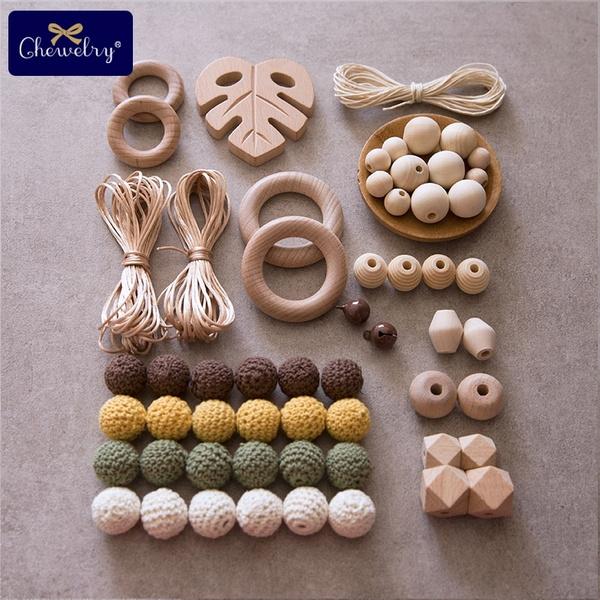 Toy, Jewelry, Chain, crochetbead
