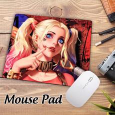 rectangle mousepads, Fashion, nonslipmousemat, harleyquinn