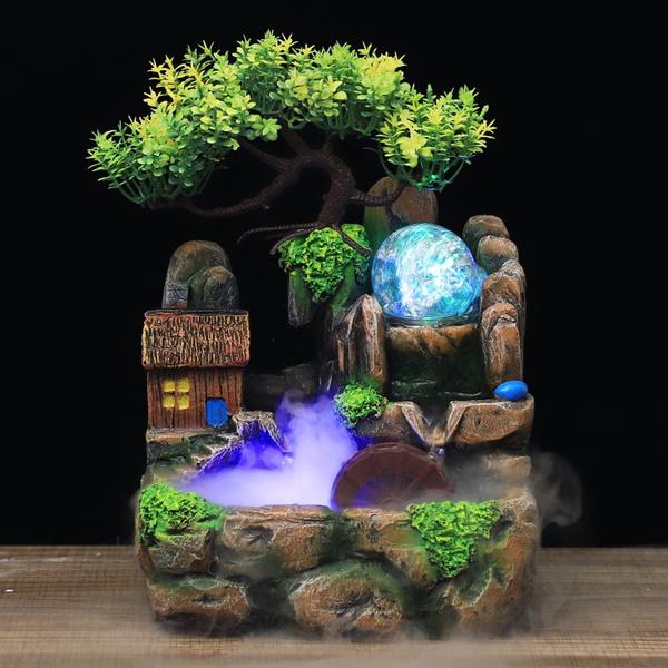 homefountain, Decor, fengshuiwaterfountain, Fountain