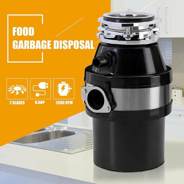 garbagedisposalsystem, garbagedisposer, Hp, householdgarbagedisposer