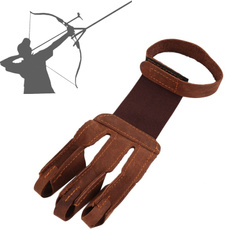 Archery, Hunting, Sports & Outdoors, leather