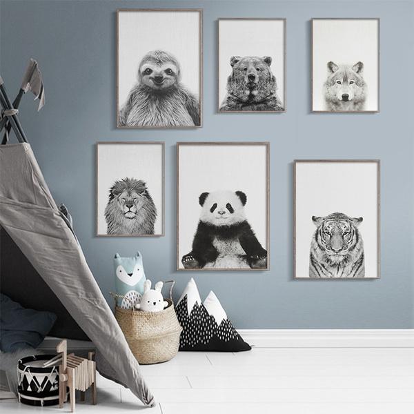 cute, Hotel, art, Posters