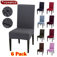 chaircoversdiningroom, Home & Kitchen, highbackchaircover, Spandex