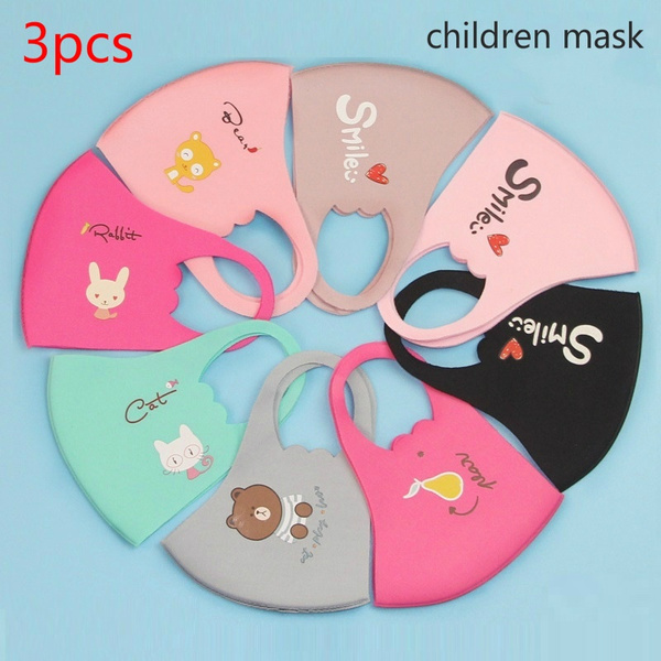 washable, kidsmask, Cotton, filtersmask