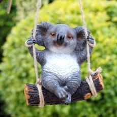 Decor, koala, koalasculpture, Bears