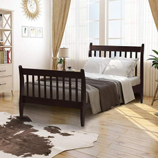 mattress, Wooden, Home & Living, espresso
