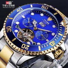 Steel, relógioturbilhão, Stainless Steel, tourbillonmechanicalwatch