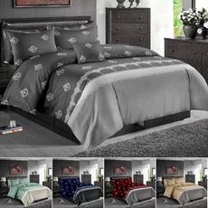 King, Lace, Pillow Shams, Bedding