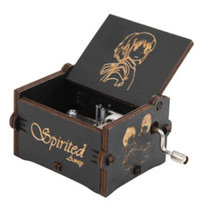 handcranked, Box, Decor, musicbox