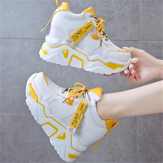 trainer, casual shoes, Sneakers, thickbottom