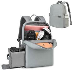 Laptop Backpack, Waterproof, Laptop, Camera Case