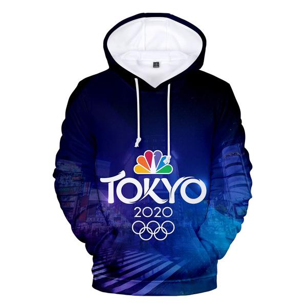 3D hoodies, Fashion, tokyoolympic3ddigitalhoodie, tokyoolympichoodie