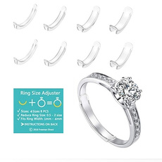 insert, Jewelry, Cloth, ringsizeadjuster
