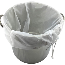 Drawstring Bags, strainingmeshbag, brewbag, Home & Living