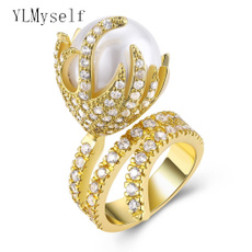 Fashion, Jewelry, gold, Crystal